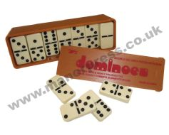 CLUB DOMINOES 6/6 - 1 SET